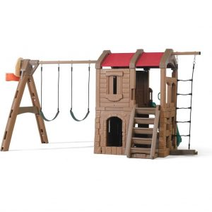 Speelhuisje Adventure Lodge Play Center